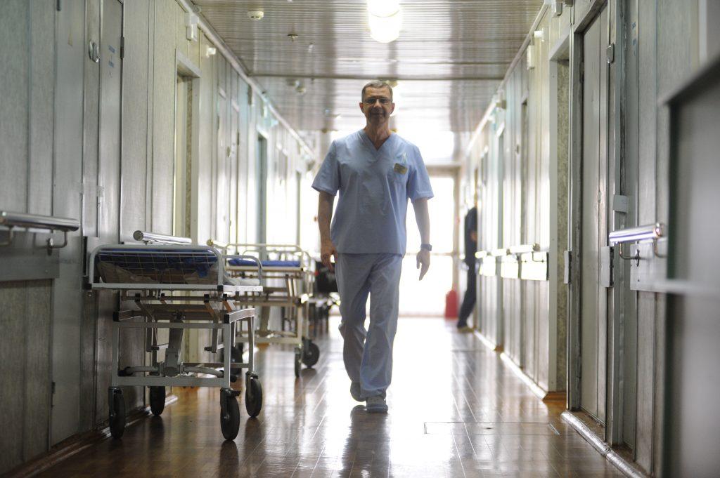 Дни открытых дверей состоятся в московских больницах