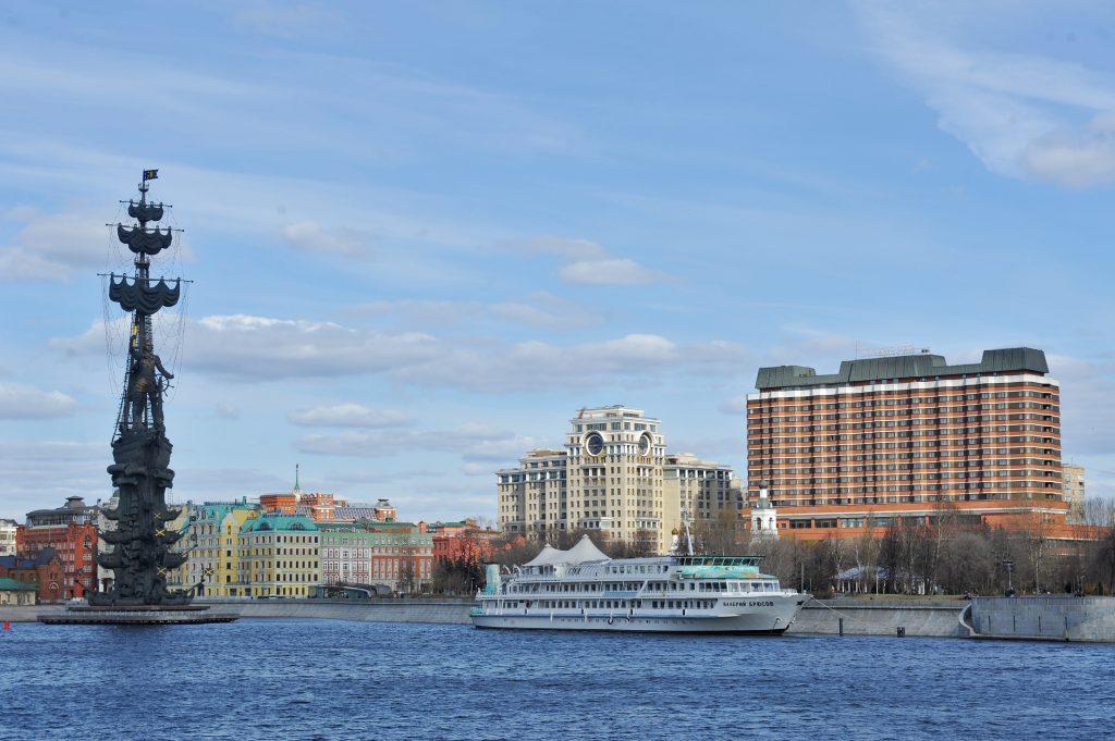 Горожане смогут более точно отслеживать экологическую обстановку в столице. Фото: Александр Кожохин