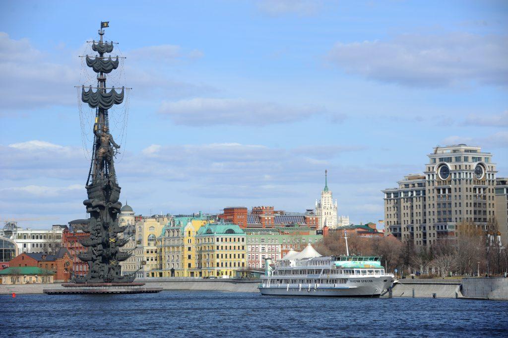 В оттаивающей Москве рухнет атмосферное давление