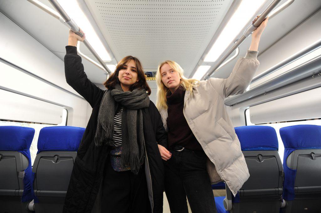 Пассажиропоток МЦК в мартовские праздники превысил 715 тысяч человек