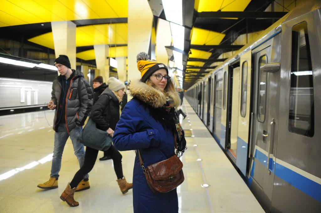 Жители Москвы проголосовали за названия радиальных линий метро в звуковых объявлениях