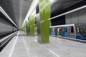 Участок метрополитена от «Раменок» до «Рассказовки» могут открыть летом 2018 года. Фото: mos.ru