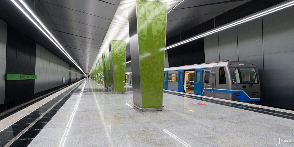 Участок метрополитена от «Раменок» до «Рассказовки» могут открыть летом 2018 года