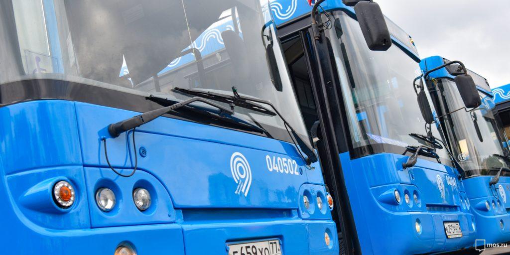 Турникеты убрали из салонов автобусов маршрута №507 в Новой Москве