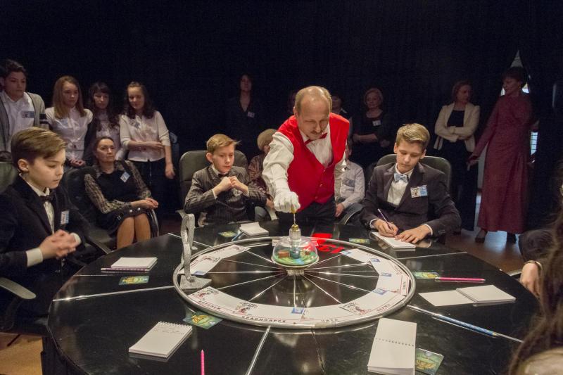 Молодые парламентарии Филимонковского организовали интеллектуальную игру