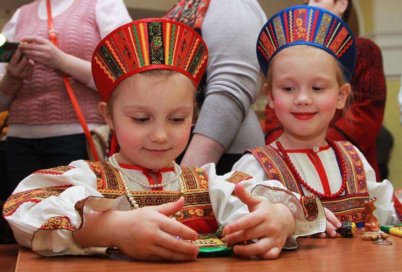 Жителей Марушкинского научат мастерить куклы