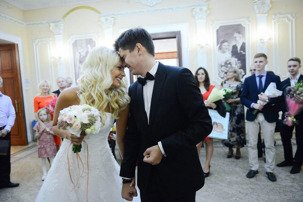 Порядка десяти свадеб состоялось в Щербинке за месяц
