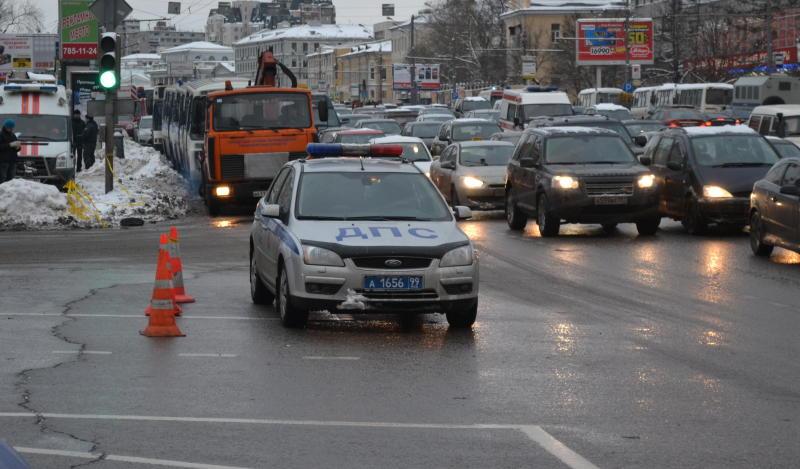 Причину смертельной аварии начали выяснять в Новой Москве