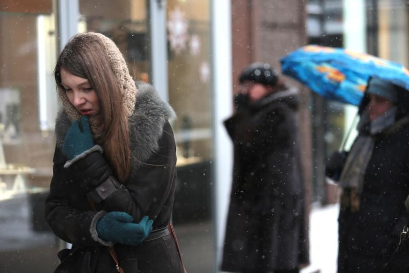 В Москве «желтый» уровень погодной опасности ввели на первый день весны