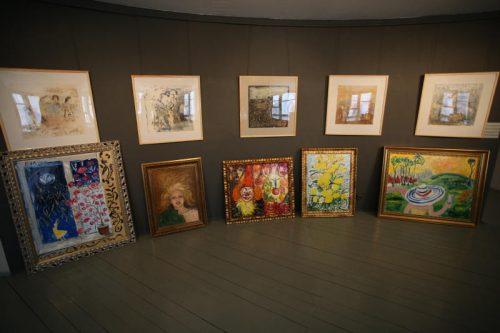 Выставка художницы Анастасии Ермаковой 4 марта откроется в Доме ученых городского округа Троицк. Фото: архив, «Вечерняя Москва»