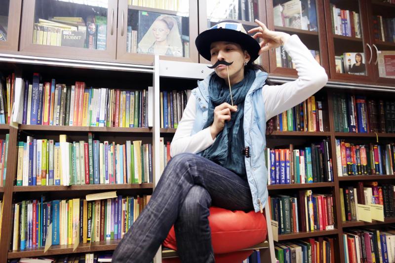 Новомосквичи смогут принять участие в акции «Скорая библиотечная помощь»