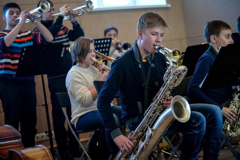 Джазовый оркестр Троицка исполнит «Катюшу» в Германии