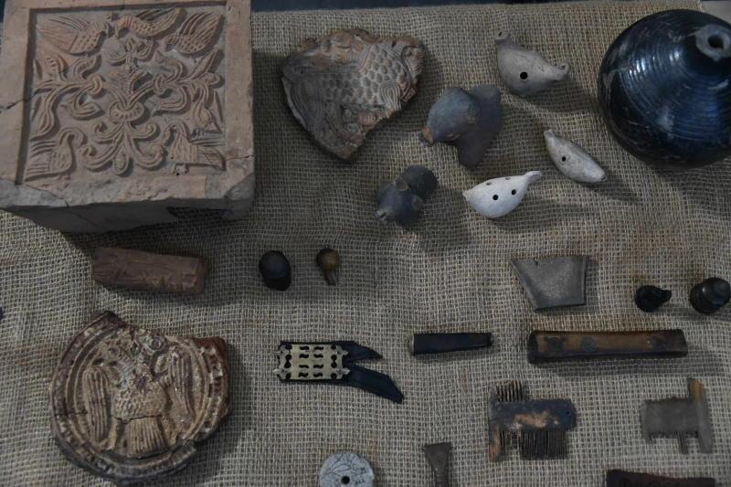 Артефакты XV века обнаружили на Космодамианской набережной в Москве