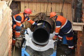 Магистральный водопровод проложат в Новой Москве. Фото: архив, «Вечерняя Москва»