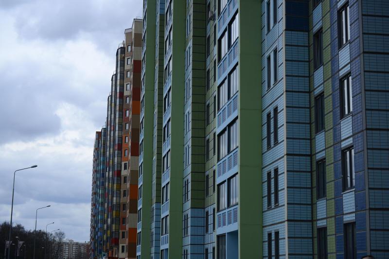 Тысячу квартир ввели в эксплуатацию в Сосенском