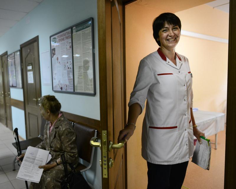 Жительницы Новой Москвы смогут получить консультацию по профилактике и лечению вирусного заболевания