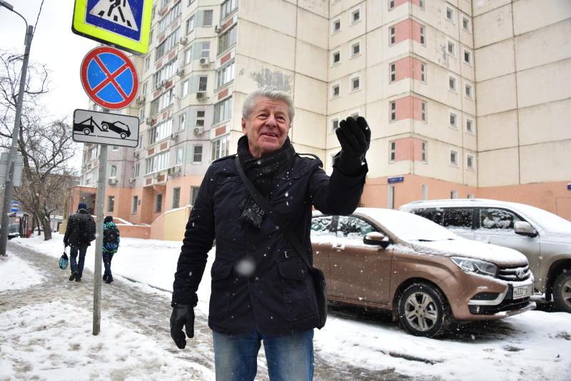 Парковочные карманы отремонтируют в Киевском