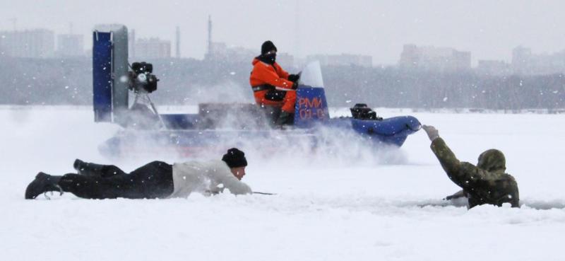 """Вскрытие ледового покрова на внутренних водоемах прогнозируется в последней декаде марта - начале апреля . Фото: """"Вечерняя Москва"""""""