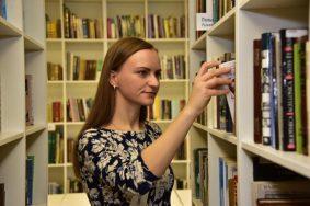 Книжкина неделя стартует в библиотеке Десеновского. Фото: архив, «Вечерняя Москва»