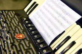 Юный артист из Вороновского выступит на музыкальном конкурсе. Фото: архив