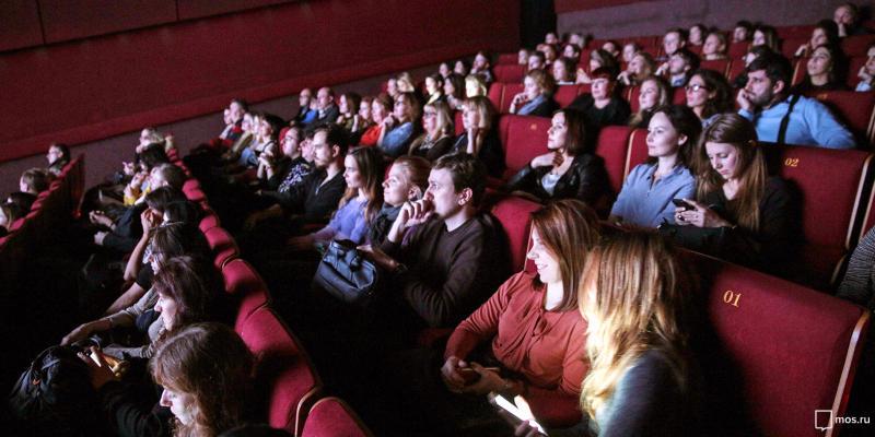 Жители Москвы увидят фильмы о женщинах и любви