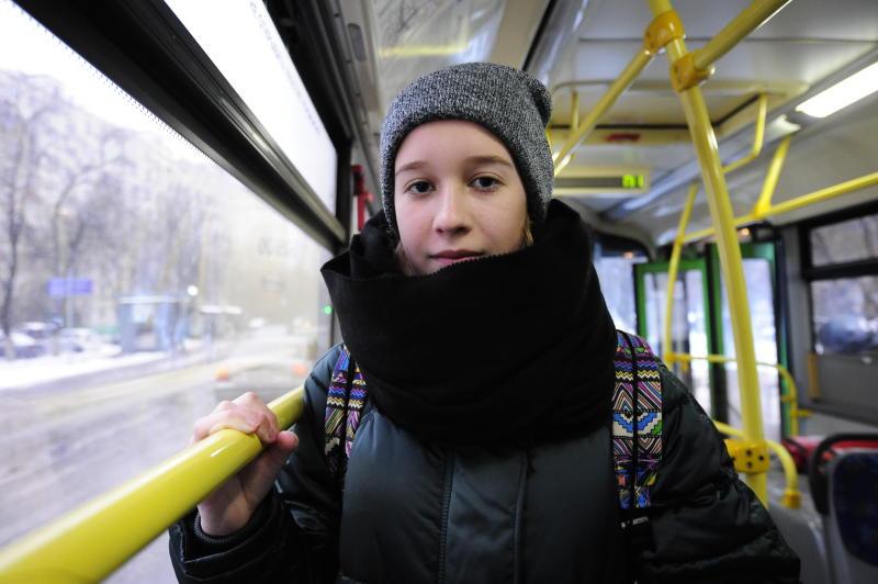 Наземный транспорт Москвы с бестурникетной системой перевез свыше 40 миллионов человек