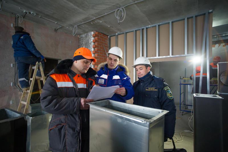 Производственно-складской комплекс возведут в районе деревни Саларьево