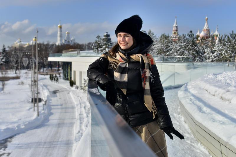 Жители Москвы смогут посетить аттракцион «Полет над Россией»