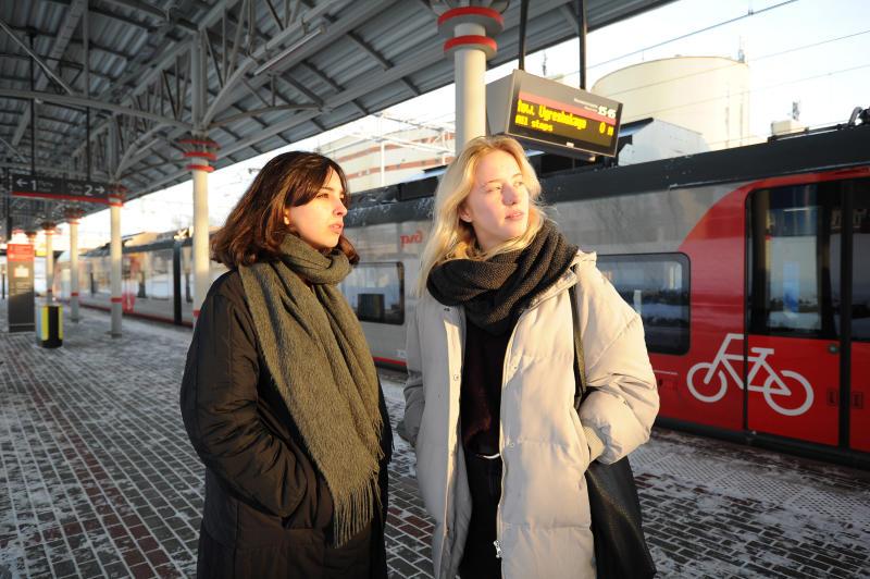 Свыше 18,4 миллиона человек перевезли поезда МЦК с начала года