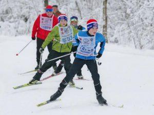 Закрытие лыжного сезона состоится в Троицке. Фото: архив