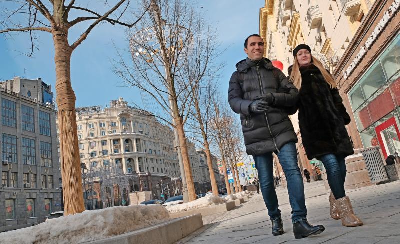 Потепление придет в Москву на смену аномальным морозам