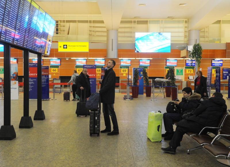 Жители столицы смогут подать заявление о голосовании на выборах по месту пребывания в аэропортах