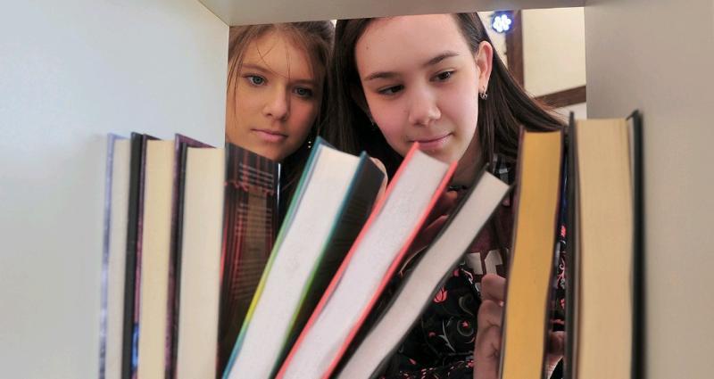 Выставку детской литературы откроют в Десеновском