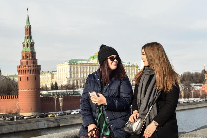 Последние дни марта принесут в Москву тепло