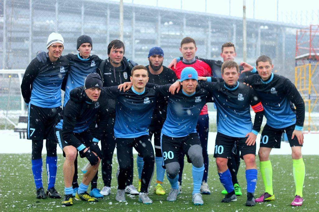 Футболисты из Внуковского вышли в финал Зимнего кубка