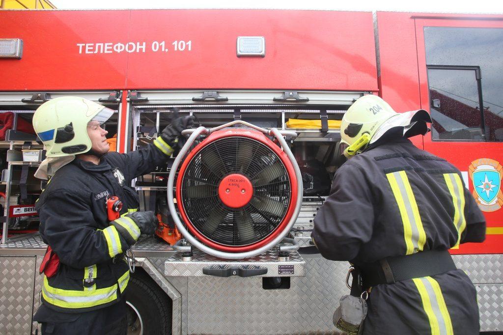 Поверка соблюдения правил пожарной безопасности состоится в Роговском