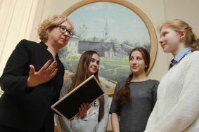 Ученики старших классов из Вороновского поучаствуют в конференции. Фото: архив, «Вечерняя Москва»