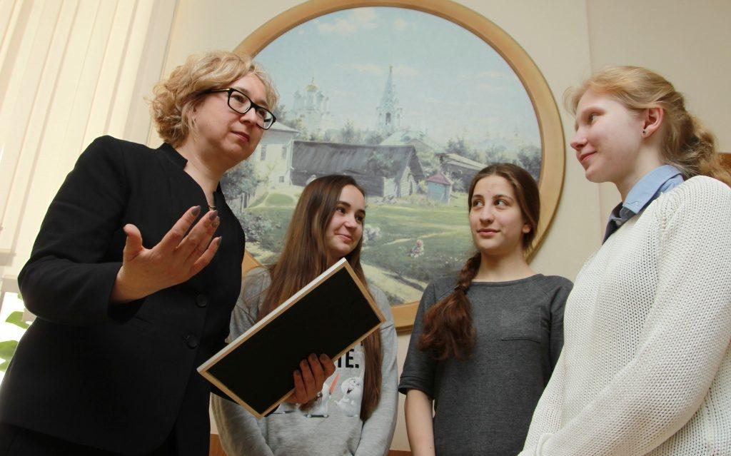 Ученики старших классов из Вороновского поучаствуют в конференции