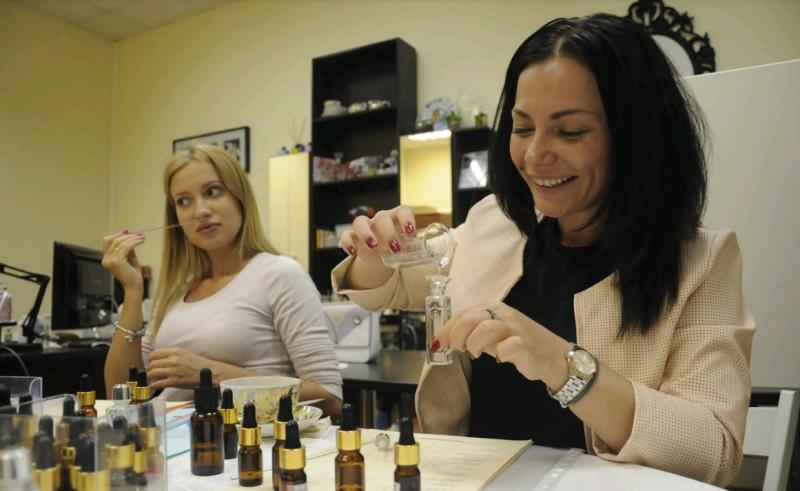 Москвичам рассказали о правилах выбора парфюма