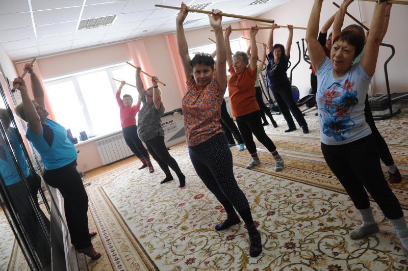 В Москве началась запись на участие в проекте по активному долголетию