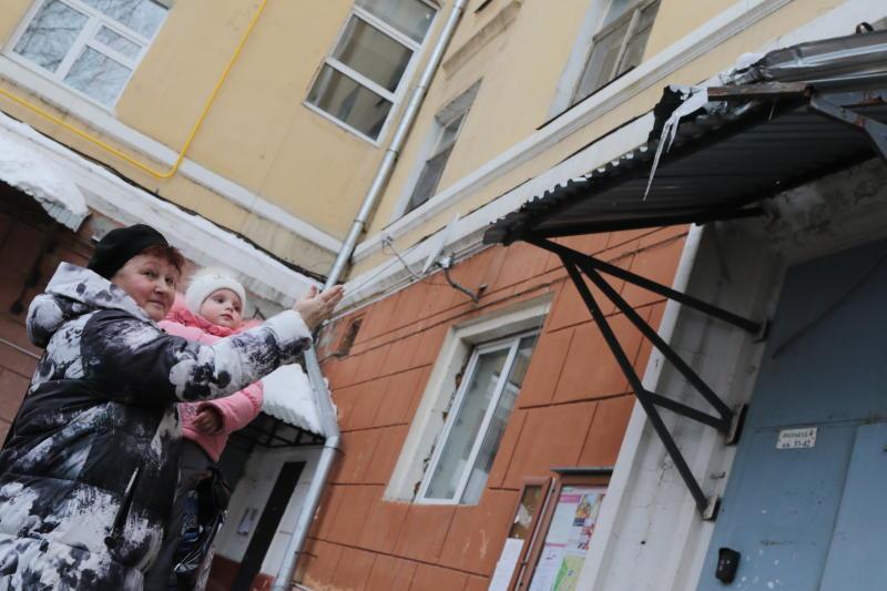 Ряд подъездов отремонтируют в Филимонковском