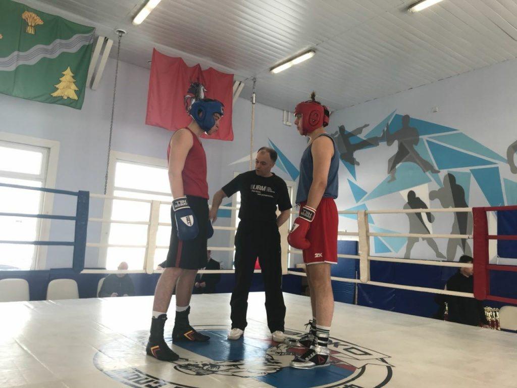 Боксеры Первомайского приняли участие в турнире