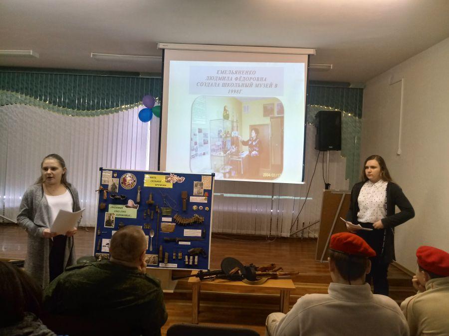 Ученики школы №2073 завоевали призы конкурса юных экскурсоводов