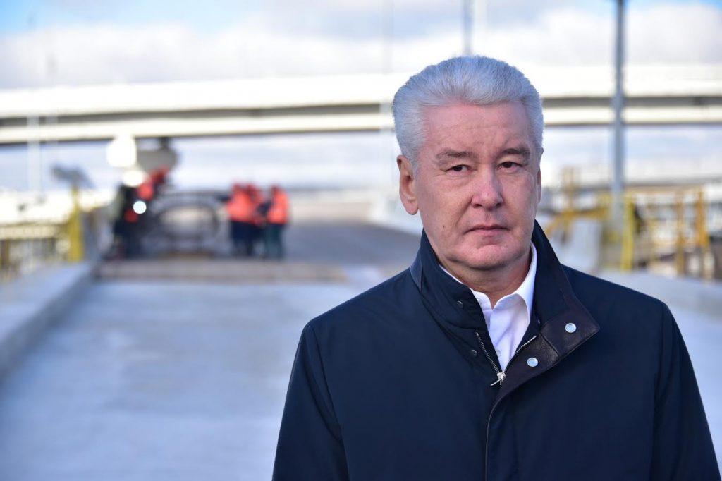 Сергей Собянин рассказал москвичам о работе коммунальных службв мартовские праздники