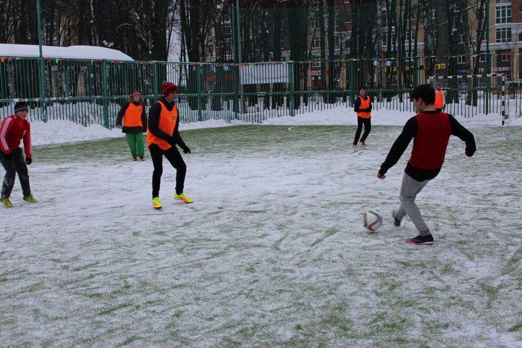 Открытый турнир по футболу проведут в Сосенском
