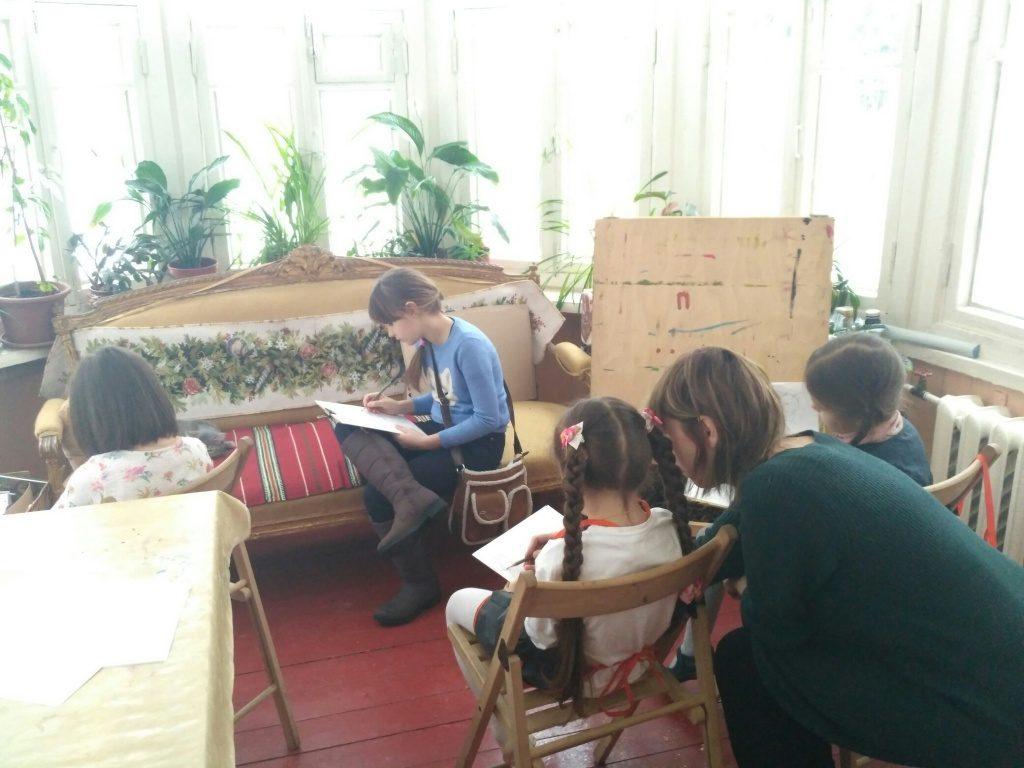 Презентацию новой книги организовали в Доме-музее Бориса Пастернака