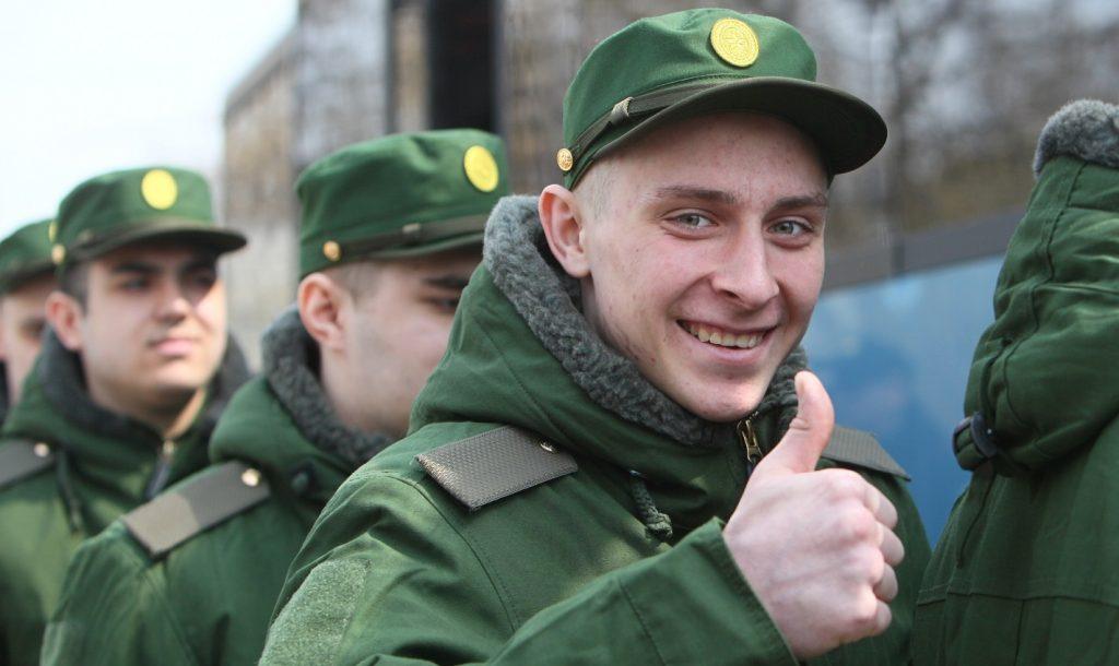 День призывника отпразднуют в Новой Москве