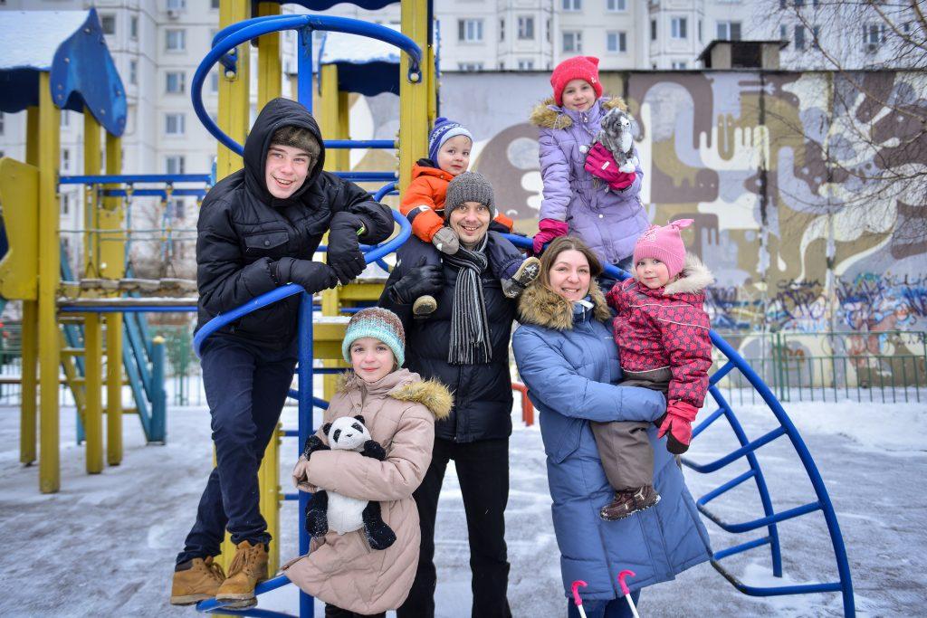 Родители из многодетных семей в Щербинке смогут пройти диспансеризацию