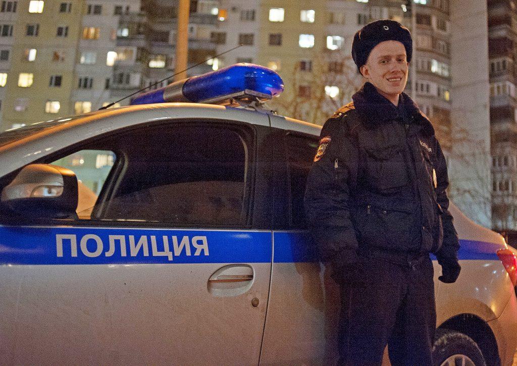 Москва отрядит на Пасху семь тысяч полицейских