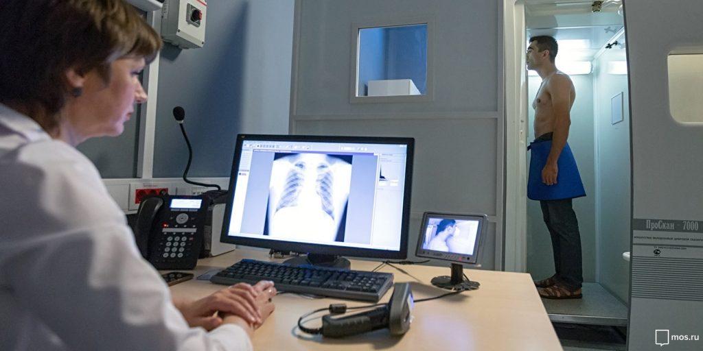 В поликлиниках Москвы внедрят новый метод диагностики рака легких